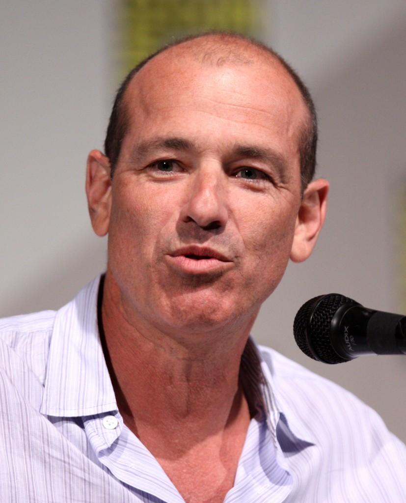 Howard Gordon at Comic-Con 2011