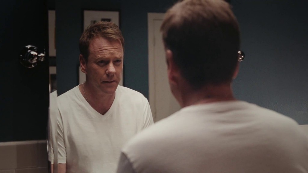 Kiefer Sutherland AXE commercial
