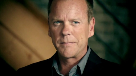 Kiefer Sutherland Acer Cupcakes Ad