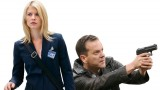 Claire Danes (Homeland) and Kiefer Sutherland (24)