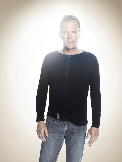 Kiefer Sutherland Touch Season 2 promotional photo