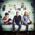 Touch Season 2 Promotional Photo - Kiefer Sutherland and Maria Bello