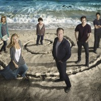 Touch Season 2 Promotional Cast Photo - Beach