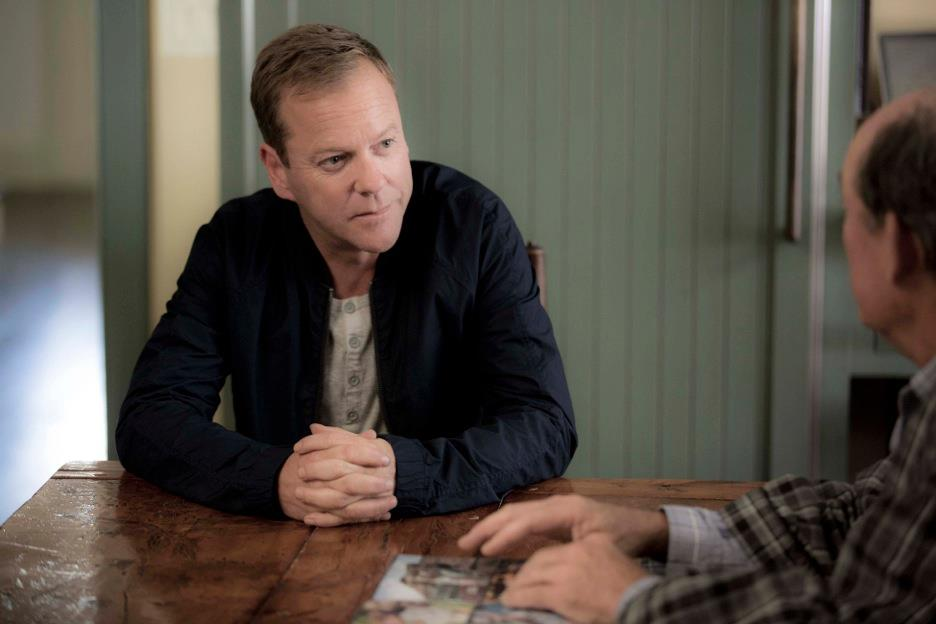 Kiefer Sutherland Touch Season 2