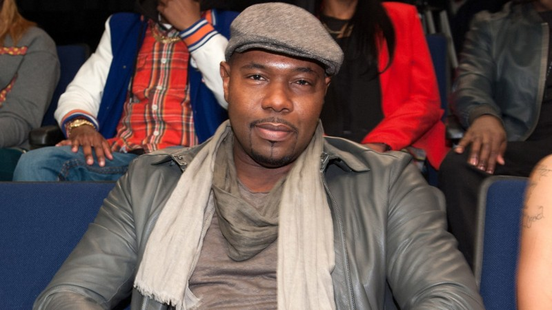 Antoine Fuqua visits BET's '106 & Park' at BET Studios on March 21, 2013 in New York City.