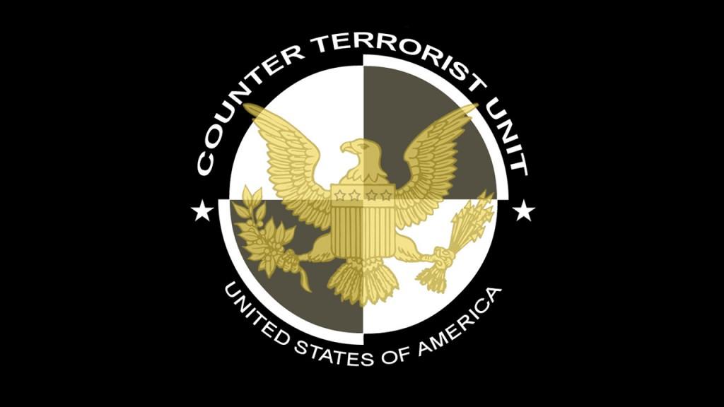 CTU (Counter Terrorist Unit) logo
