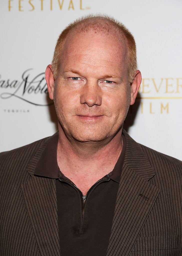 Glenn Morshower the resident