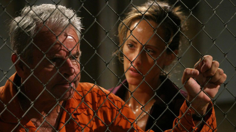 James Heller and Audrey Raines in 24 Season 4