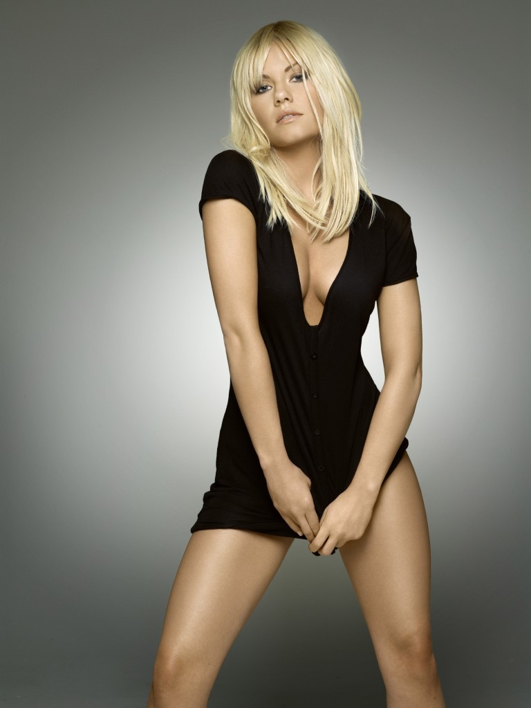 Elisha Cuthbert in Maxim UK July 2008 - 01