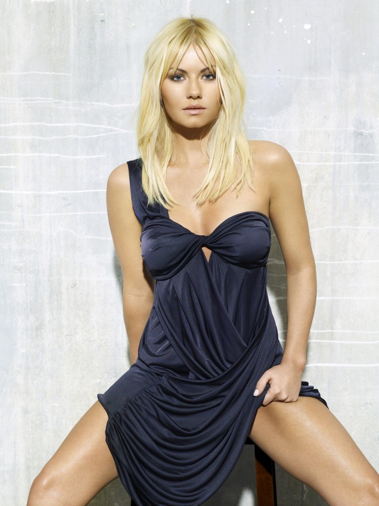 Elisha Cuthbert in Maxim UK July 2008 - 04
