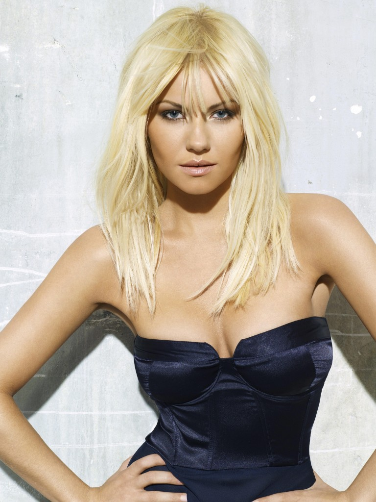 Elisha Cuthbert in Maxim UK July 2008 - 05