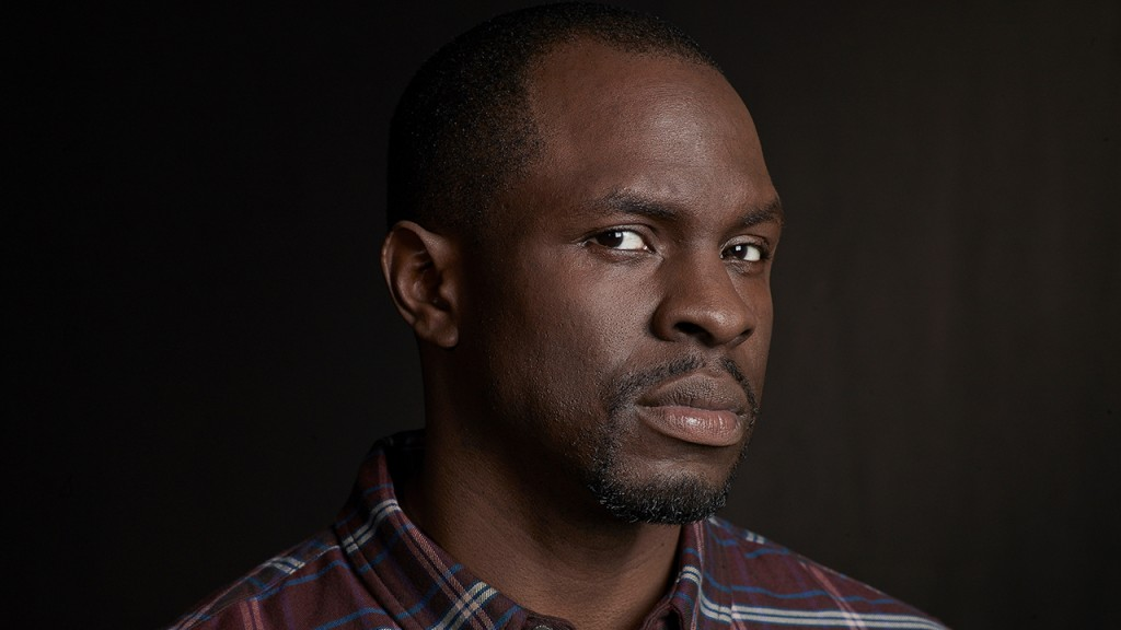 Gbenga Akinnagbe in 24: Live Another Day Cast Photo
