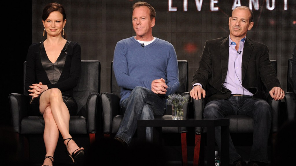 24: Live Another Day TCA 2014 Panel