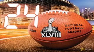 24 at Super Bowl XLVIII