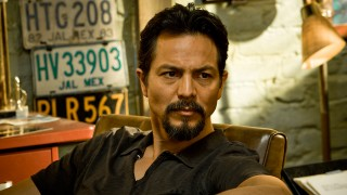 "Benjamin Bratt in ""The Cleaner"""