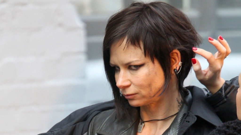 Chloe O'Brian's dramatic new look in 24: Live Another Day
