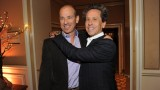 Howard Gordon and Brian Grazer at 2014 FOX Winter TCA