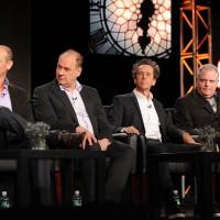 24: Live Another Day Executive Producers Howard Gordon, Evan Katz, Brian Grazer, and Manny Coto