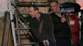 Jack Bauer and Christopher Henderson team up in 24 Season 5 Episode 23
