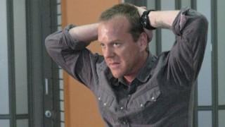 Jack Bauer surrenders in 24 Season 5 Episode 3
