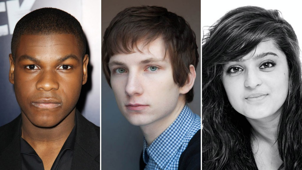 John Boyega, Charles Furness, Mandeep Dhillon