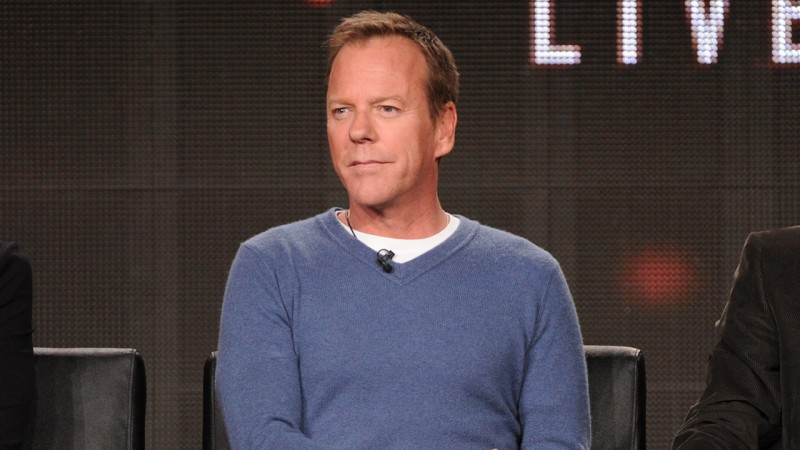 Kiefer Sutherland on 24 Live Another Day Panel