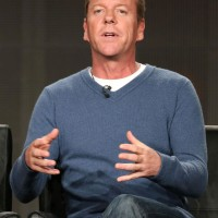 Kiefer Sutherland attends the 24: Live Another Day TCA 2014 Panel