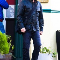 Kiefer Sutherland as Jack Bauer on 24: Live Another Day Set - January 28, 2014
