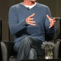 Kiefer Sutherland at 24 Live Another Day Panel at 2014 FOX Wiinter TCA