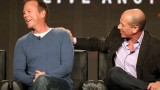 Kiefer Sutherland and Howard Gordon at FOX TCA Panel