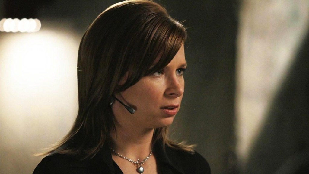 Mary Lynn Rajskub as Chloe O'Brian in 24 Season 6