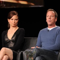 Mary Lynn Rajskub and Kiefer Sutherland discuss 24 Live Another Day at FOX TCA Panel