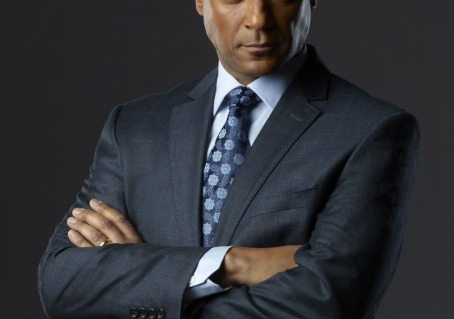 Colin Salmon in Arrow