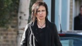 Mary Lynn Rajskub filming 24: Live Another Day