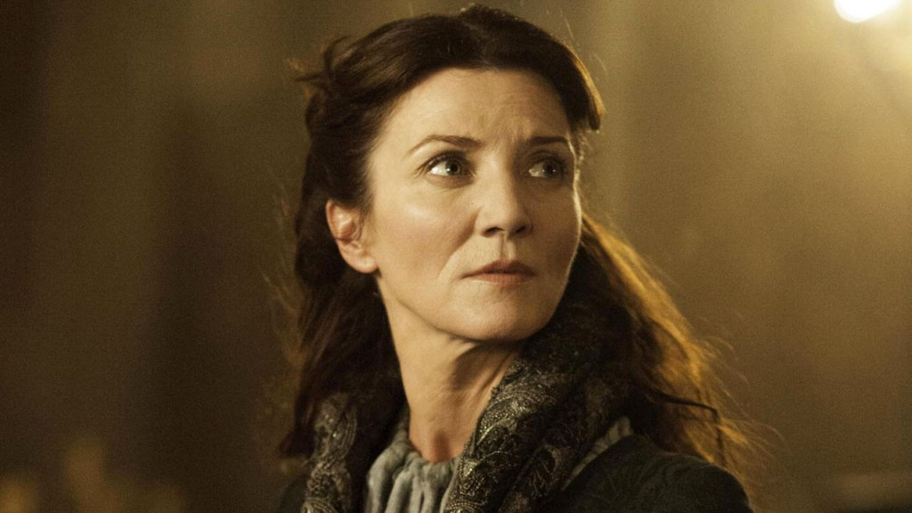 Michelle Fairley as Catelyn Stark in HBO's Game of Thrones
