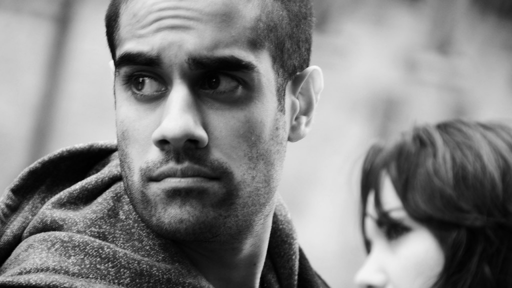 "Sacha Dhawan in ""Girl Shaped Love Drug"""