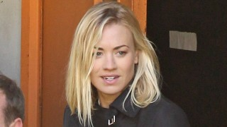 Yvonne Strahovski on 24 set in London