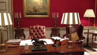 24: Live Another Day Set - President Heller's Office