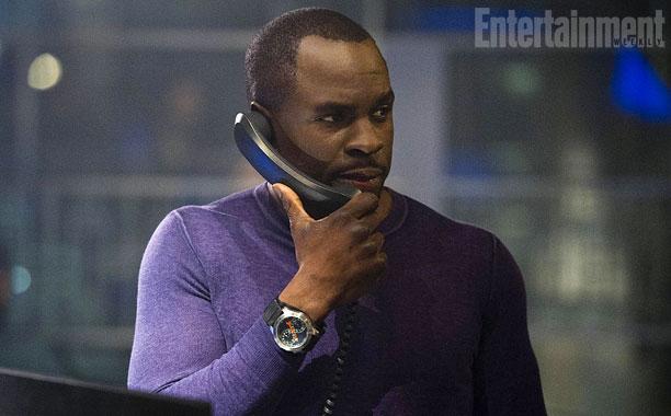 Gbenga Akinnagbe as CIA Field Agent Erik Ritter