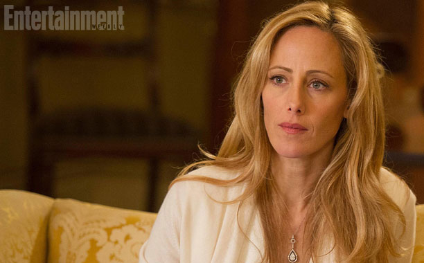 Kim Raver returns as Audrey, Jack Bauer's former love interest