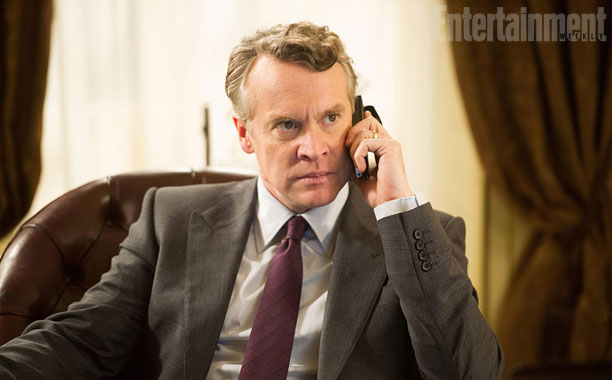 Tate Donovan as White House Chief of Staff Mark Boudreau