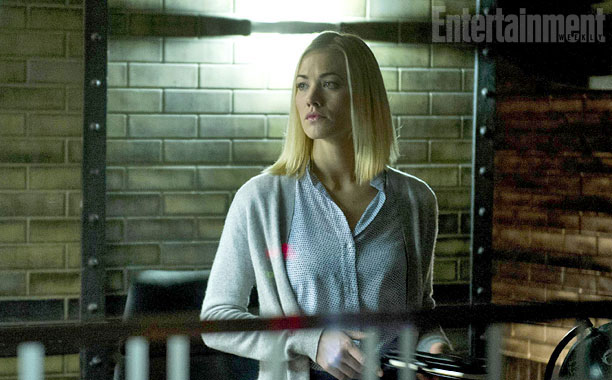 Yvonne Strahovski as Kate Morgan, a brilliant but impulsive CIA field operative