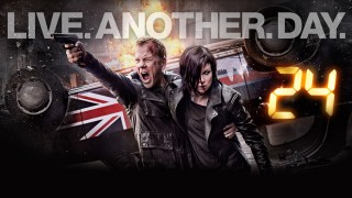 24: Live Another Day Key Art