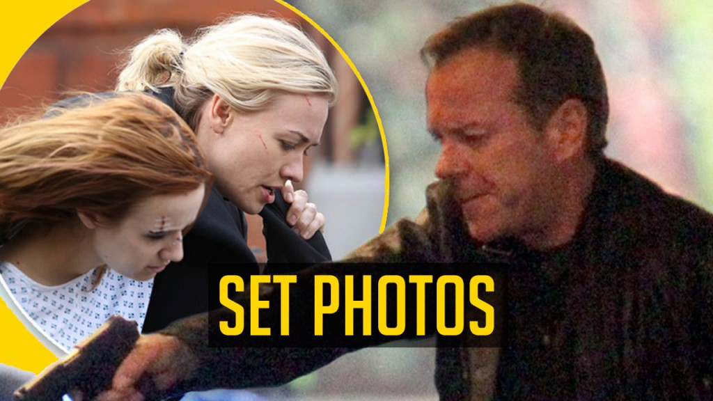 24LAD Set Photos - April 26