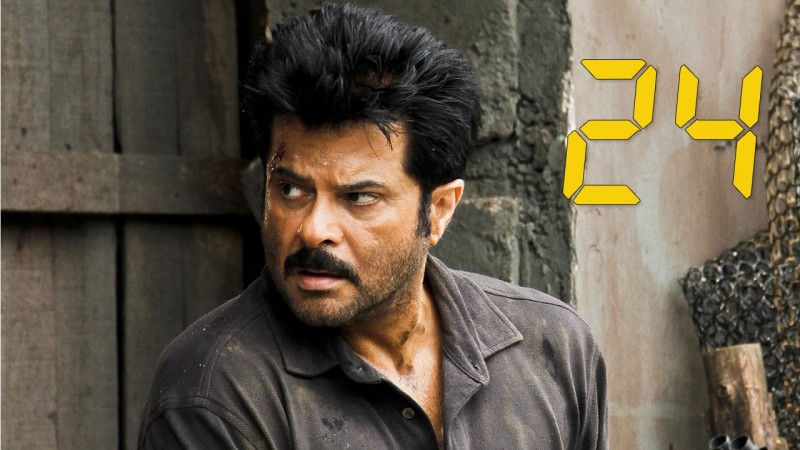 Anil Kapoor in the 24 Indian Adaptation
