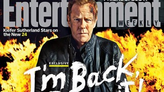 Entertainment Weekly April 2014 Cover - 24: Live Another Day