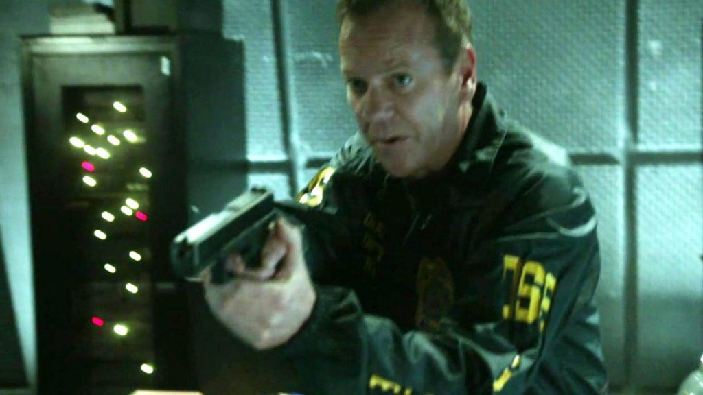 Jack Bauer DSS uniform