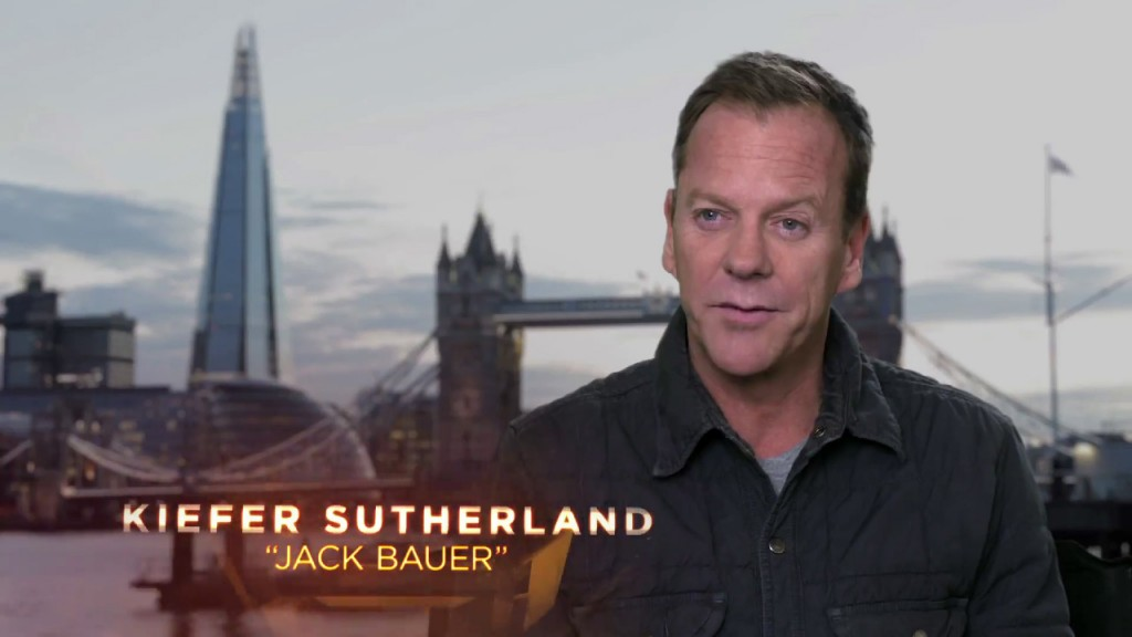 Jack is Back Special Preview - 24 Live Another Day