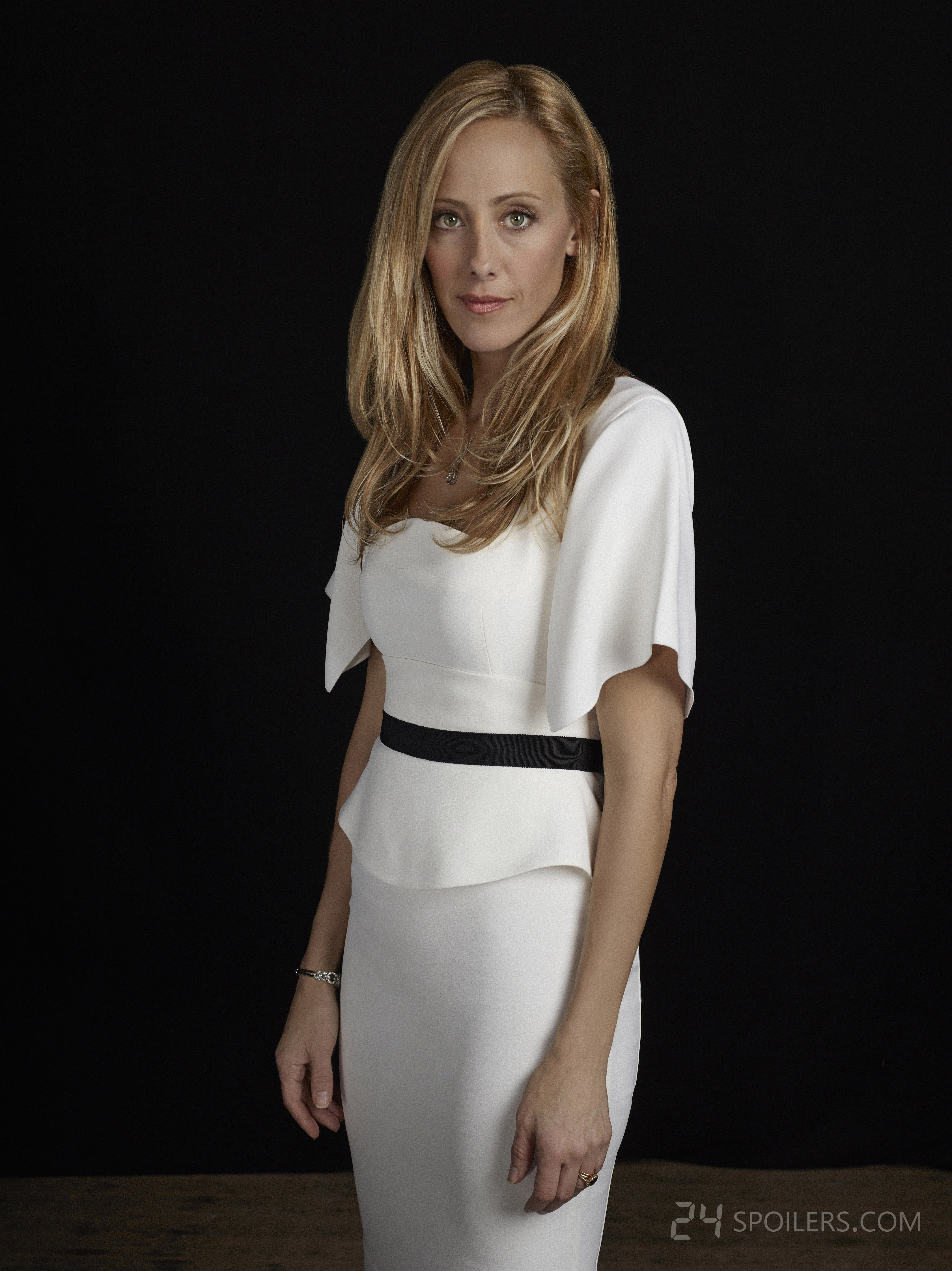 Kim Raver as Audrey in 24: Live Another Day - 24 Spoilers
