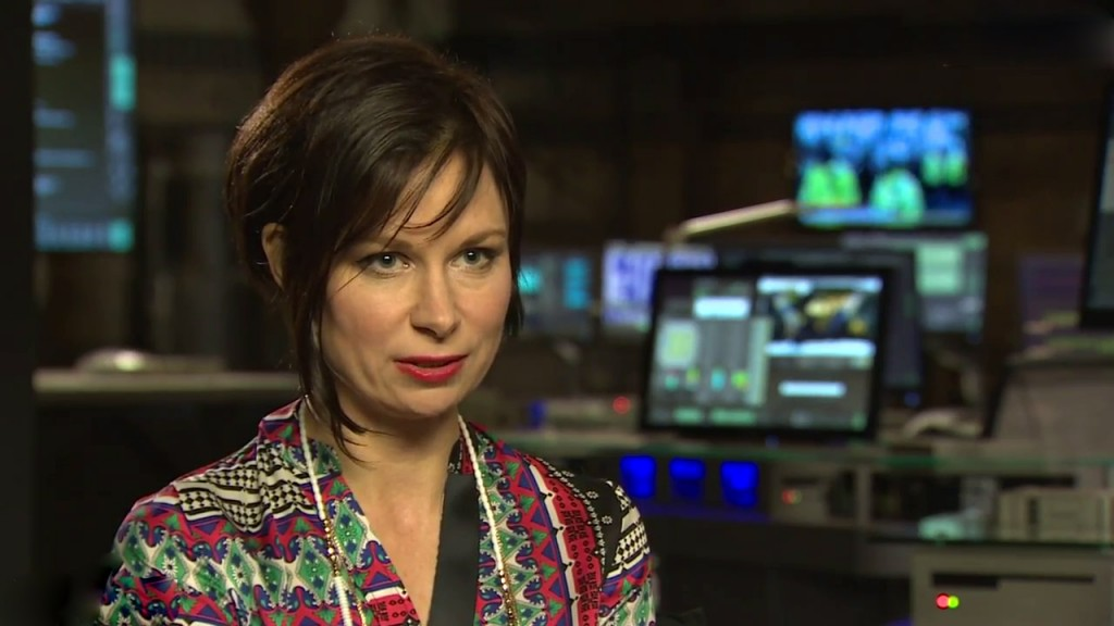 Mary Lynn Rajskub Extra interview - 24: Live Another Day